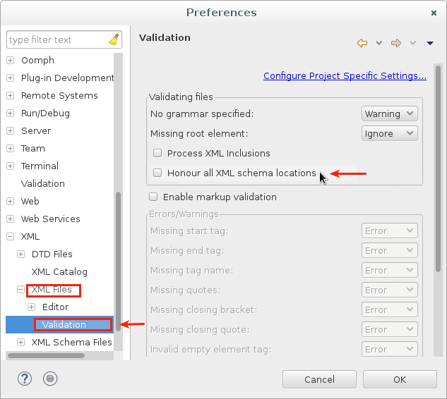 eclipse-xml-validation2